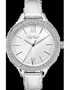 Chic Time | Montre Femme Caravelle by Bulova 43L167 Argent  | Prix : 85,00€