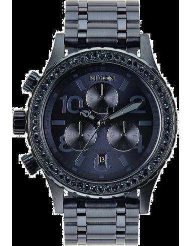 Chic Time   Montre Femme Nixon A404-1880 Bleu    Prix : 350,00€