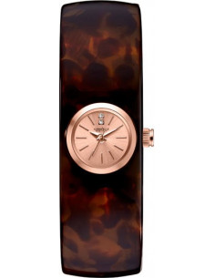 Chic Time | Montre Femme Caravelle by Bulova 44L139 Marron  | Prix : 59,00 €