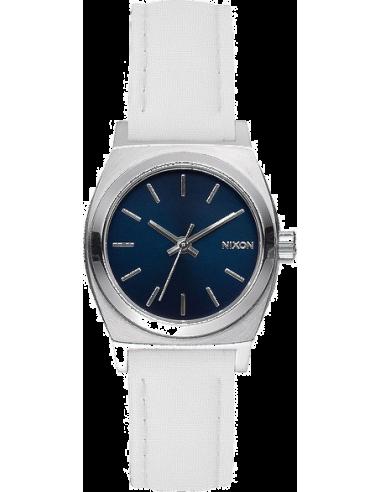 Chic Time | Montre Femme Nixon Time Teller A509-321 Blanc  | Prix : 99,00€