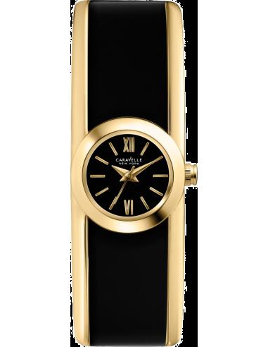 Chic Time   Montre Femme Caravelle by Bulova 44L147 Noir    Prix : 135,00€