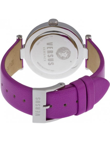 Chic Time   Montre Femme Versus by Versace Logo SP8060014 Rose    Prix : 149,00€