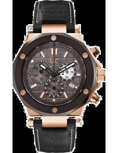 Chic Time | Montre Homme Gc Sport Chic X72024G5S Noir  | Prix : 899,00€