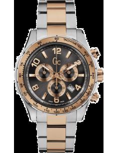 Chic Time | Montre Homme Gc Sport Chic X51004G5S Argent  | Prix : 699,00€