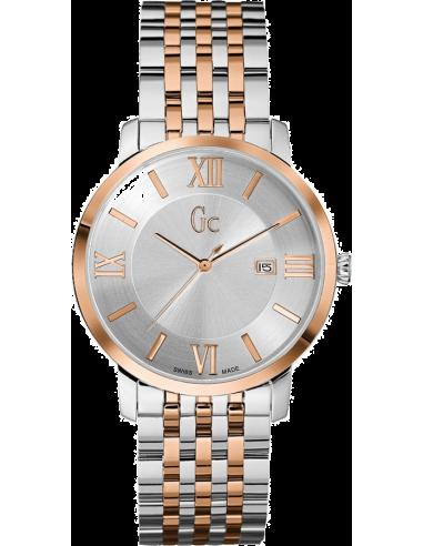 Chic Time | Montre Homme Gc Classica X60018G1S Argent  | Prix : 559,00€