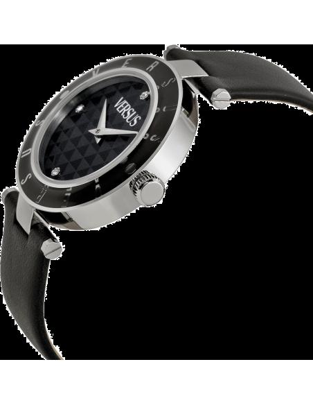 Chic Time | Montre Femme Versus by Versace Logo 3C71200000 Noir  | Prix : 149,00€