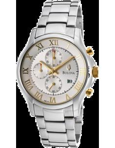 Chic Time | Montre Homme Bulova 98B175 Argent  | Prix : 375,00€