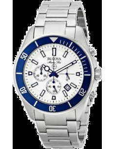 Chic Time | Montre Homme Bulova Marine Star 98B204 Argent  | Prix : 239,00€