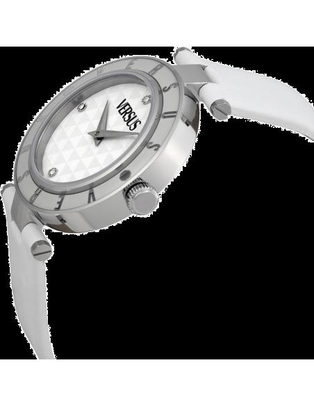 Chic Time | Montre Femme Versus by Versace Logo 3C71400000 Blanc  | Prix : 249,00€