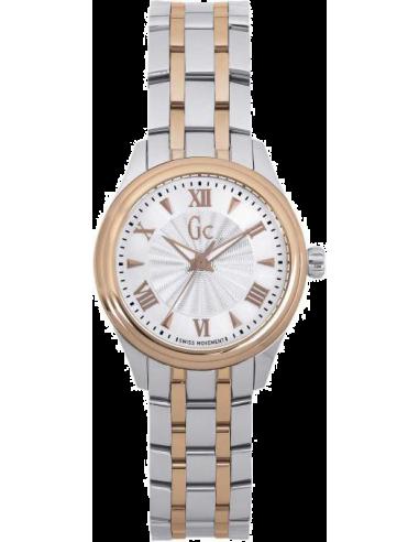Chic Time | Montre Femme Gc Sport Chic Y03002l1 Argent  | Prix : 369,00€