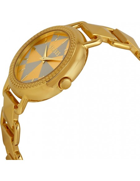 Chic Time   Montre Femme Versus by Versace SOA040014 Or    Prix : 269,00€