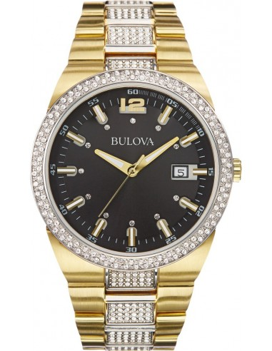 Chic Time   Bulova 98B235 men's watch    Buy at best price