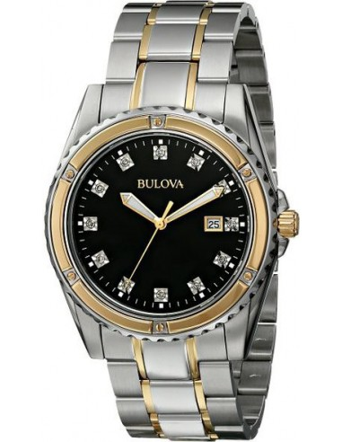 Chic Time | Bulova 98D122 men's watch  | Buy at best price
