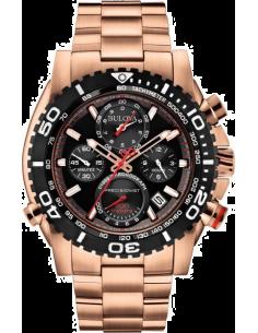 Chic Time   Montre Homme Bulova 98B213 Or Rose    Prix : 529,00€
