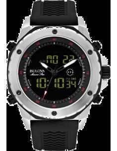 Chic Time | Montre Homme Bulova Marine Star 98C119 Noir  | Prix : 289,00€
