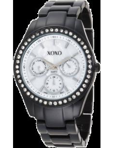 Chic Time   Montre Femme XOXO XO115 Noir    Prix : 20,00€