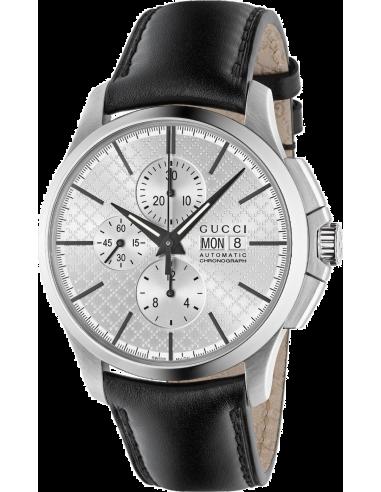Chic Time | Montre Homme Gucci Timeless YA126265 Noir  | Prix : 1,989.00