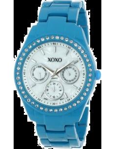 Chic Time   Montre Femme XOXO XO113 Bleu    Prix : 20,00€