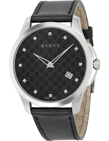 Chic Time   Gucci YA126305 men's watch    Buy at best price