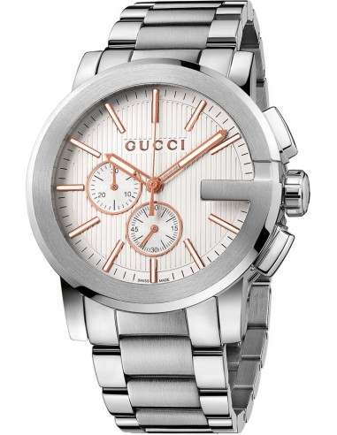Chic Time   Gucci YA101201 men's watch    Buy at best price