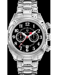 Chic Time | Montre Homme Bulova 96B162 Argent  | Prix : 399,00€
