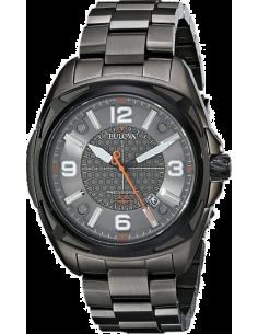 Chic Time | Montre Homme Bulova 98B225 Noir  | Prix : 459,00€
