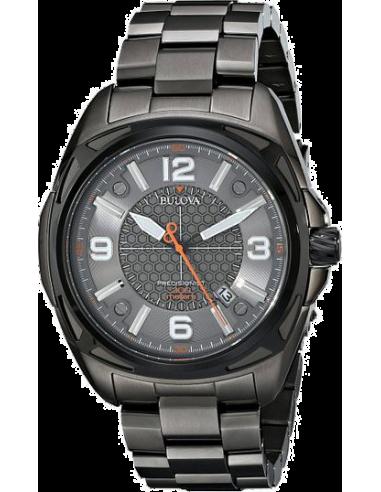 Chic Time   Montre Homme Bulova 98B225 Noir    Prix : 459,00€