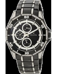 Chic Time | Montre Homme Bulova 98C111 Noir  | Prix : 499,00€