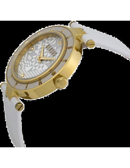 Chic Time | Montre Femme Versus by Versace Logo SP8070014 Blanc  | Prix : 189,00€