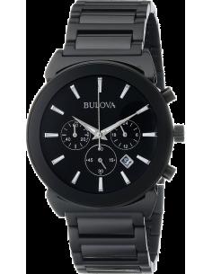 Chic Time | Montre Homme Bulova 98B215 Noir  | Prix : 399,00€