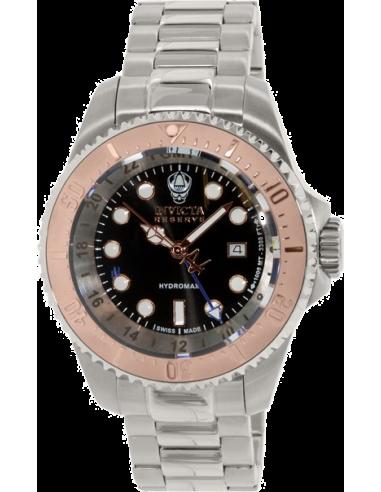 Chic Time   Montre Homme Invicta Pro Diver 16963 Argent    Prix : 269,00€