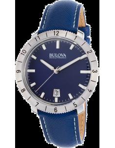 Chic Time | Montre Homme Bulova 96B204 Bleu  | Prix : 455,00€