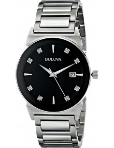 Chic Time   Bulova 96D121 Unisex watch    Buy at best price