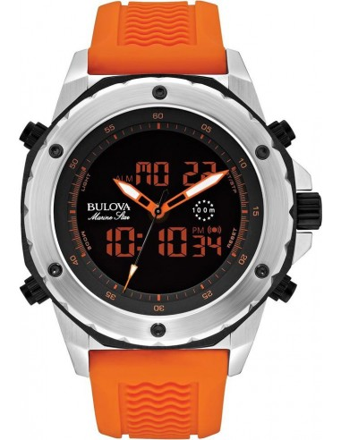 Chic Time | Bulova 98C118 men's watch  | Buy at best price
