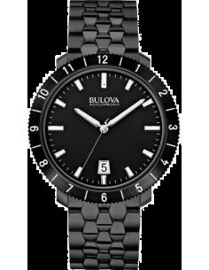 Chic Time | Montre Homme Bulova 98B218 Noir  | Prix : 299,00€