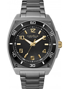 Chic Time | Caravelle by Bulova 45A118 men's watch  | Buy at best price