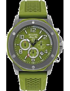 Chic Time | Montre Homme Bulova Marine Star 98B202 Vert  | Prix : 239,00€