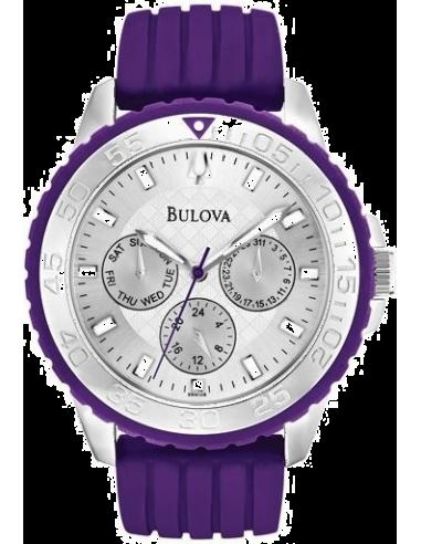 Chic Time | Montre Homme Bulova 96N106 Violet  | Prix : 299,00€