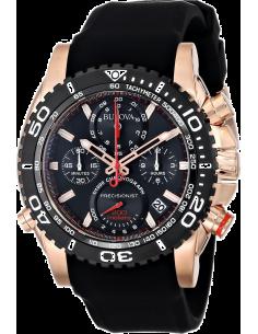 Chic Time | Montre Homme Bulova 98B211 Noir  | Prix : 549,00€
