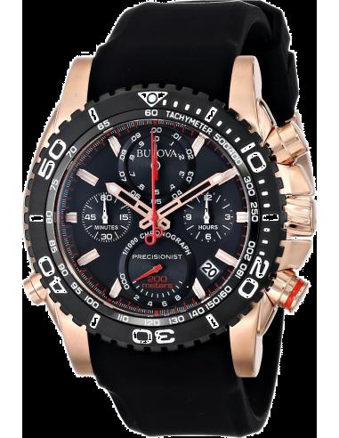 Chic Time   Montre Homme Bulova 98B211 Noir    Prix : 549,00€