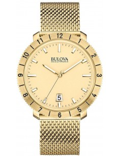 Chic Time | Montre Homme Bulova 97B129 Or  | Prix : 539,00 €