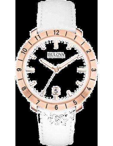 Chic Time | Montre Homme Bulova 97B128 Blanc  | Prix : 429,00€
