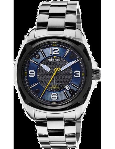 Chic Time   Montre Homme Bulova 98B224 Argent    Prix : 459,00€