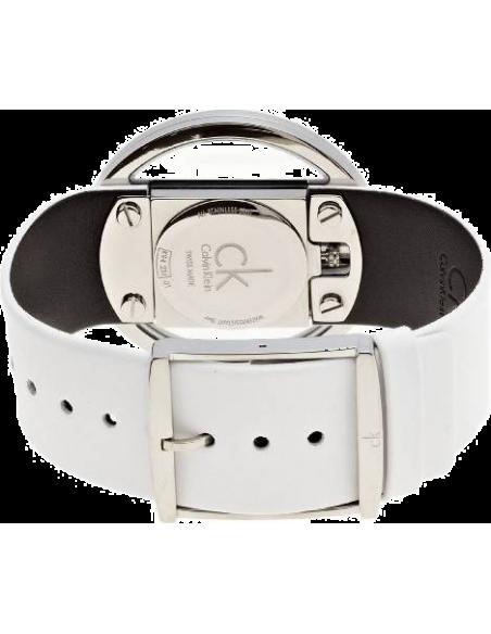 Chic Time | Montre Femme Calvin Klein K9423101 Blanc  | Prix : 349,90€