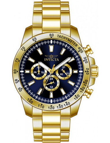 Chic Time | Montre Homme Invicta Speedway 20339 Or  | Prix : 499,00€