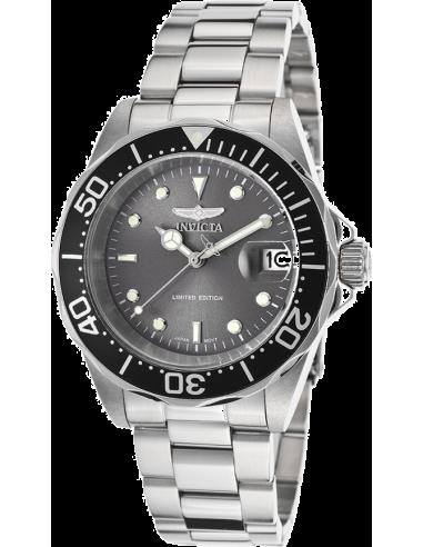 Chic Time   Montre Homme Invicta Pro Diver ILE8926A Argent    Prix : 399,00€