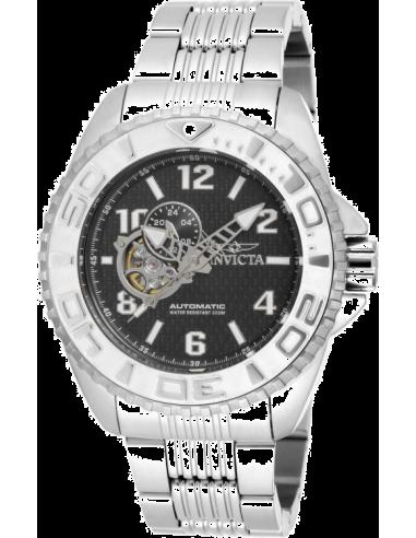 Chic Time | Montre Homme Invicta Pro Diver 17457 Argent  | Prix : 379,00€