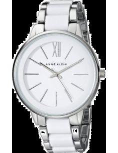 Chic Time | Montre Femme Anne Klein AK/1413WTSV Blanc  | Prix : 99,00€