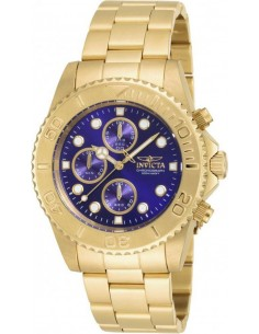 Chic Time | Montre Homme Invicta Pro Diver 19157 Or  | Prix : 119,40 €