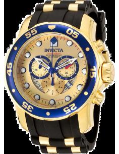 Chic Time | Montre Homme Invicta Pro Diver ILE6983A Noir  | Prix : 209,00€